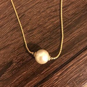Kiel James Patrick (KJP) pearl necklace